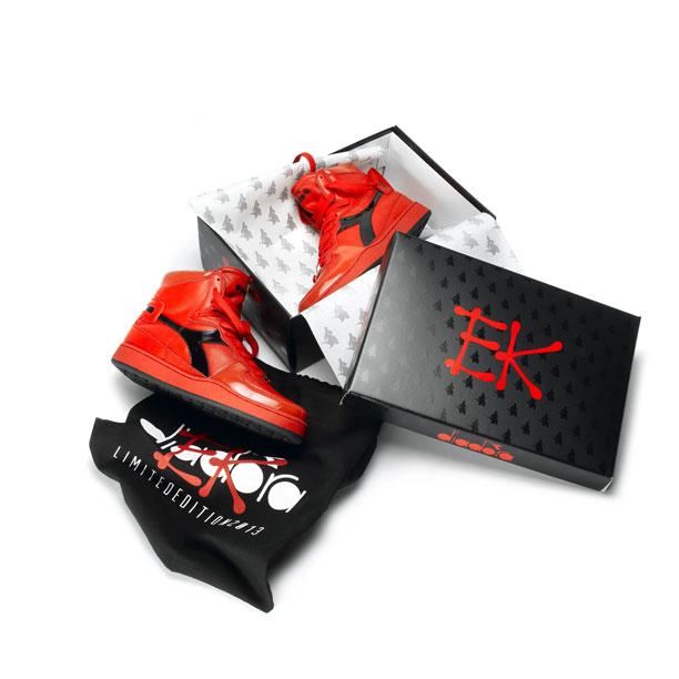 Di Locker Presenta Diadora Nuova Emis Sneaker Foot La Killa E clJTK1uF35