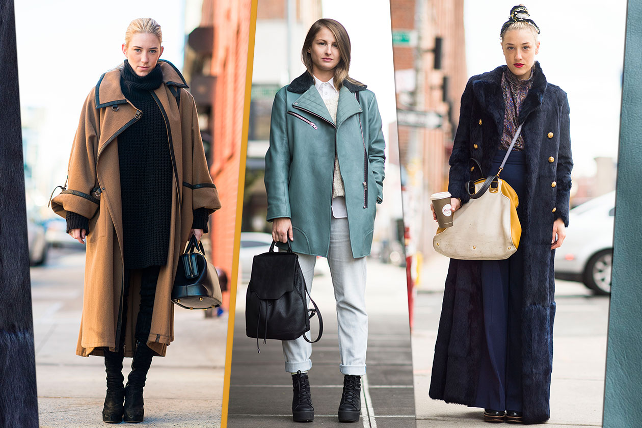 Street style: Dicembre a New York