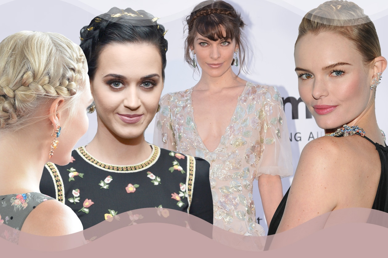 Hairstyle da star: le migliori acconciature delle celebrities per i party natalizi e Capodanno
