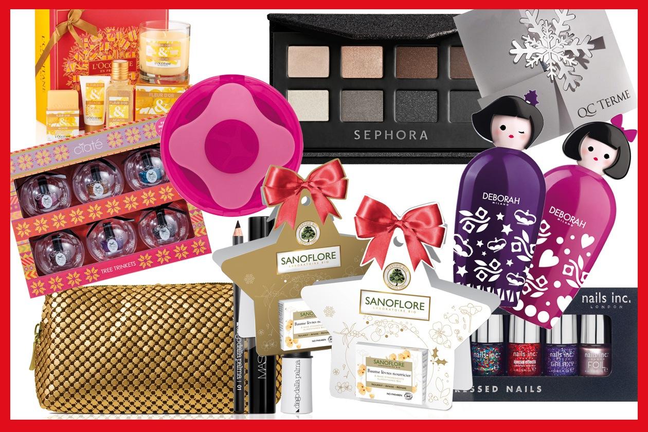 Natale: idee regalo make up e beauty all'insegna della bellezza