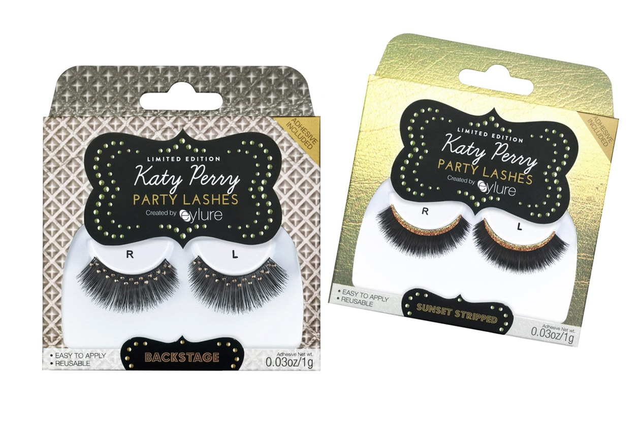 katy perry party lashes