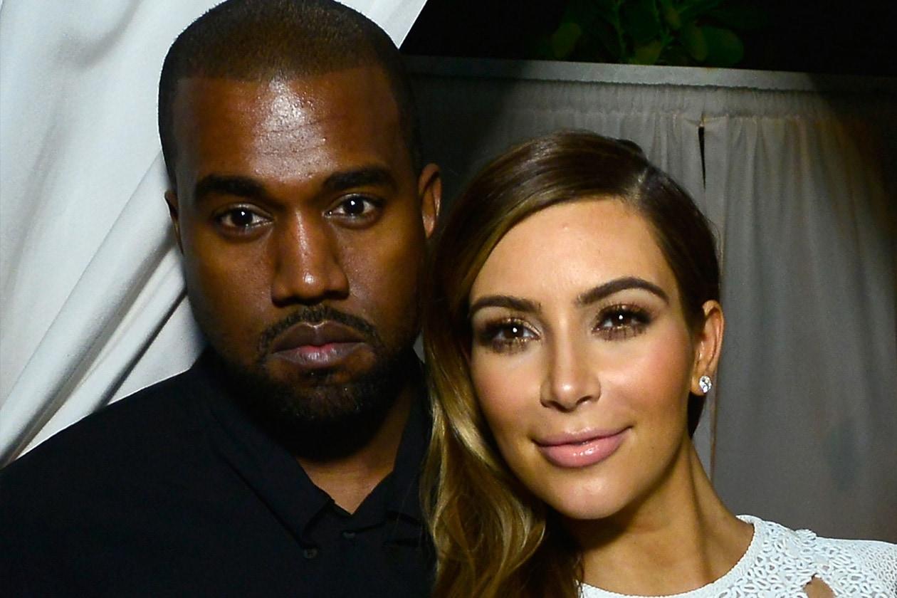 Primo posto: Kim Kardashian e Kanye West
