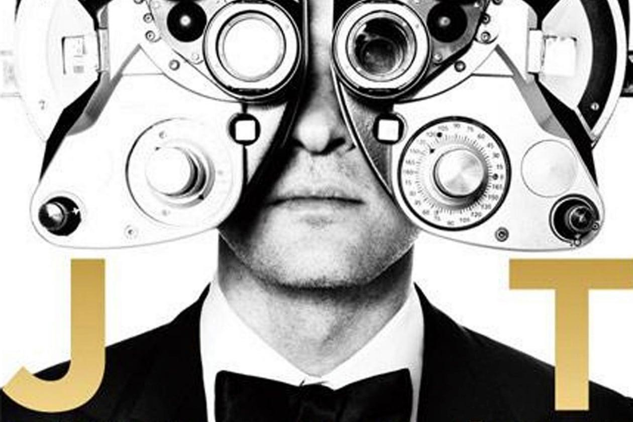 Justin Timberlake album cover 1592759