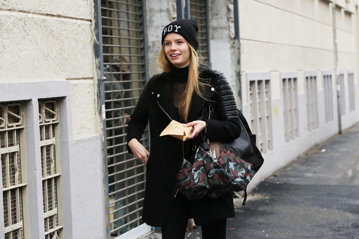 Milano Moda Uomo AI 14/15 Streetstyle