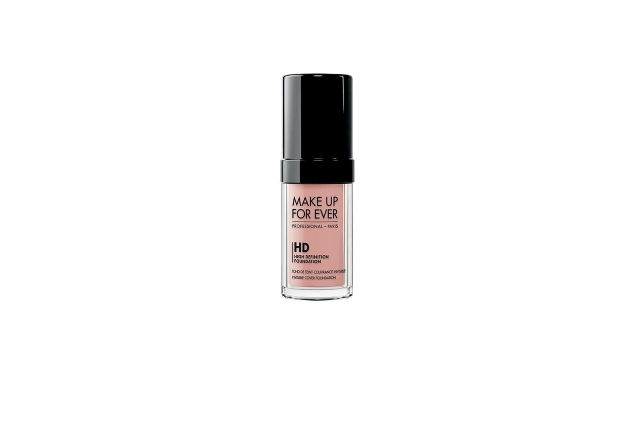 BEAUTY Top fondo tinta Make up for ever hd foundation
