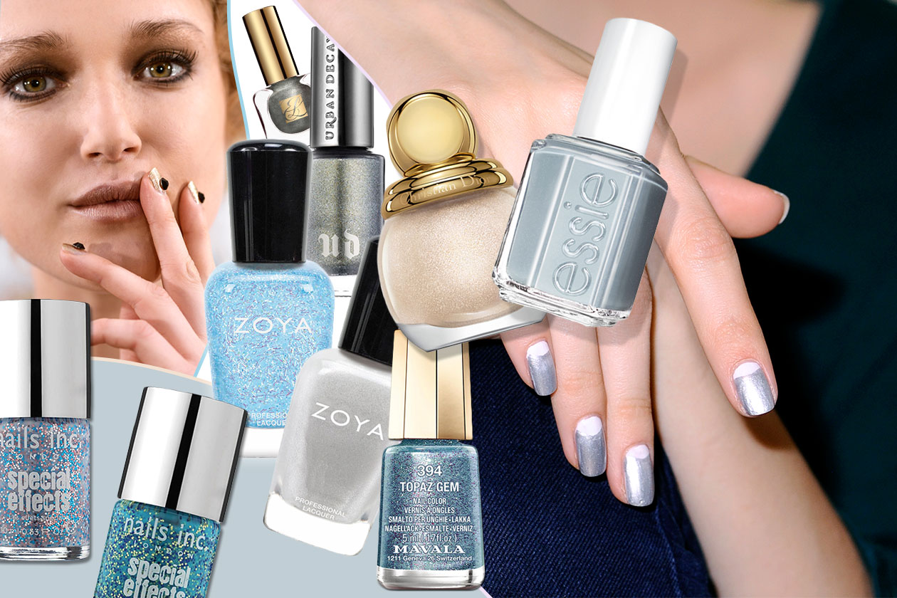 Beauty Frozen Nails 00 Cover collage