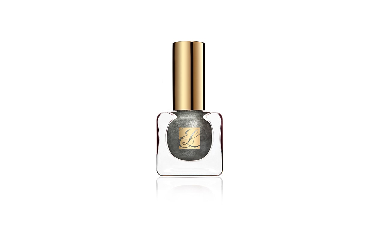 Beauty Frozen Nails Pure Color Vivid Shine Nail Lacquer in Smoked Chrome