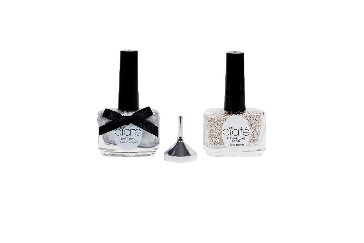 Beauty Frozen Nails Smoulder caviar Luxe set Ciatä