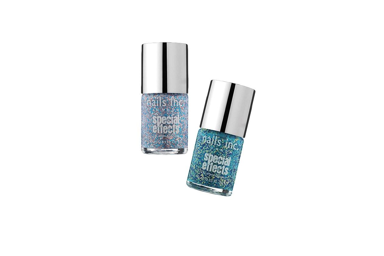 Beauty Frozen Nails sprinkles