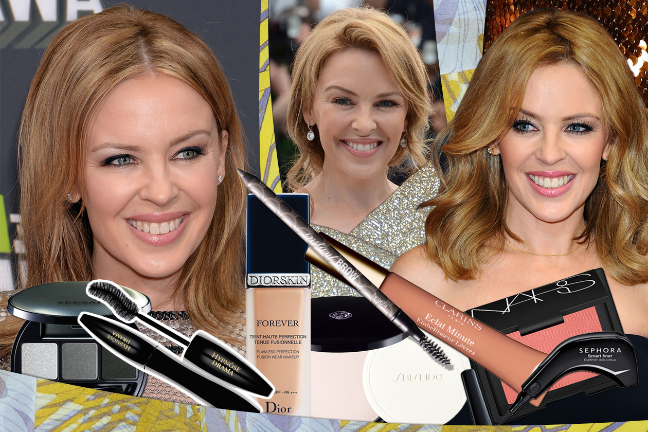 Beauty Kylie Minogue 00 Cover collage