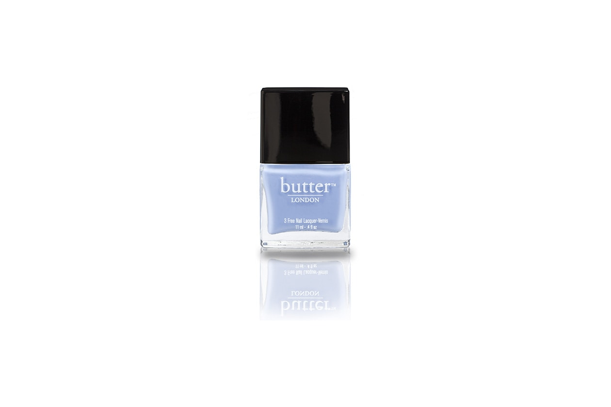 Beauty Placid Blue Manicure ButterLondonSprog