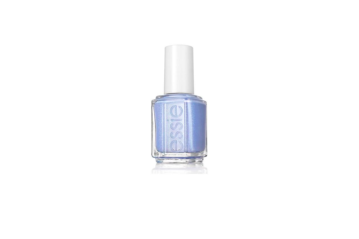 Beauty Placid Blue Manicure essie bikini so teeny