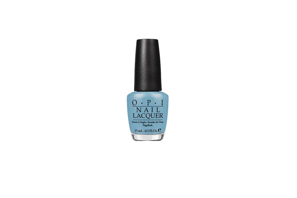 Beauty Placid Blue Manicure opi CantFindMyCzechbook