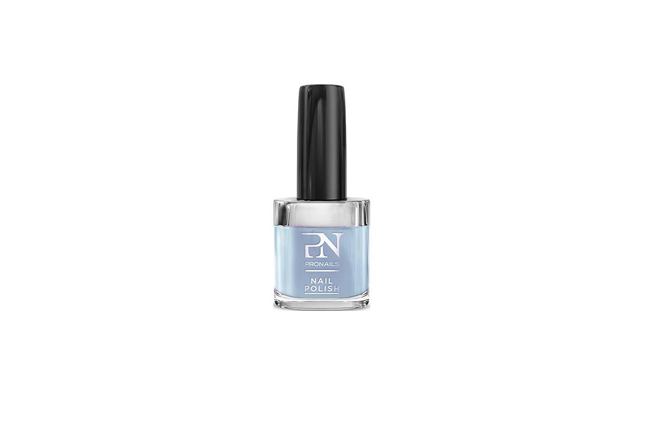 Beauty Placid Blue Manicure pronails pronails nail polish nagellak 246 oh my g