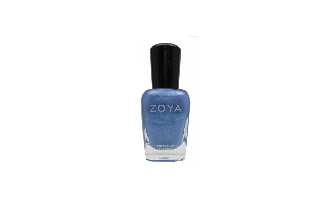 Beauty Placid Blue Manicure zoya jo