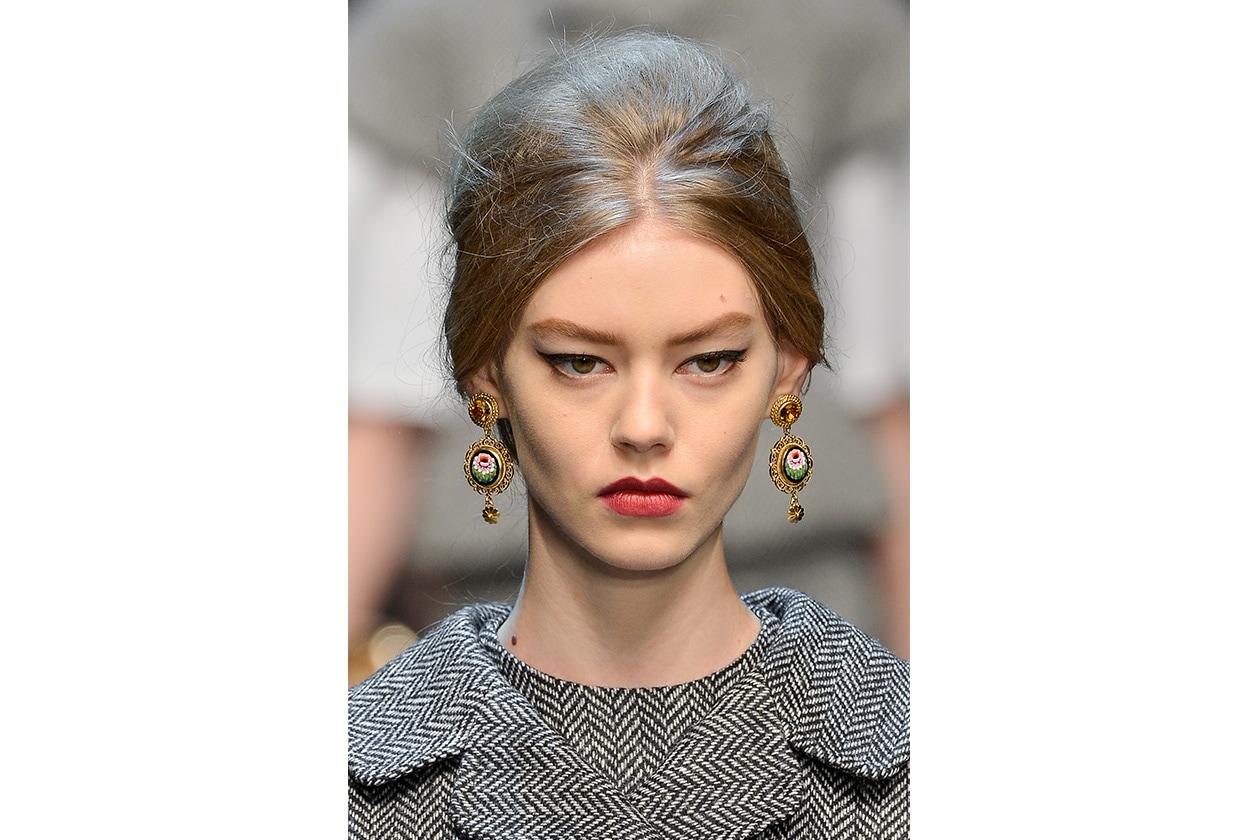 Beauty RED LIPSTICK STORY Dolce Gabbana bty W F13 M 013