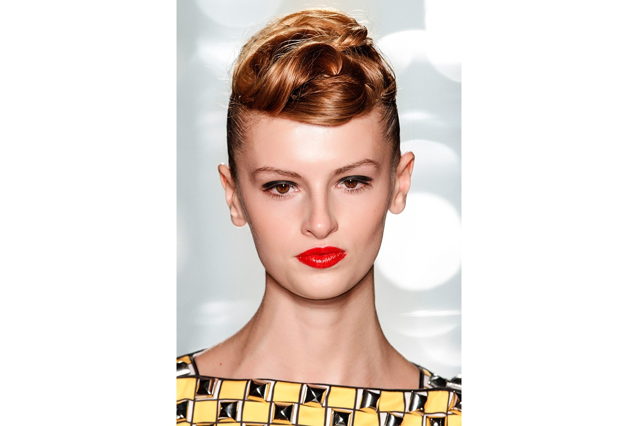 Beauty RED LIPSTICK STORY Roccobarocco bty W S14 M 002