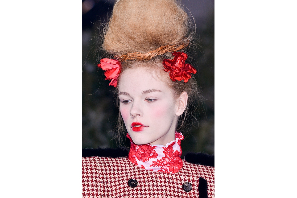 Beauty RED LIPSTICK STORY Thom Browne bty W F13 N 005