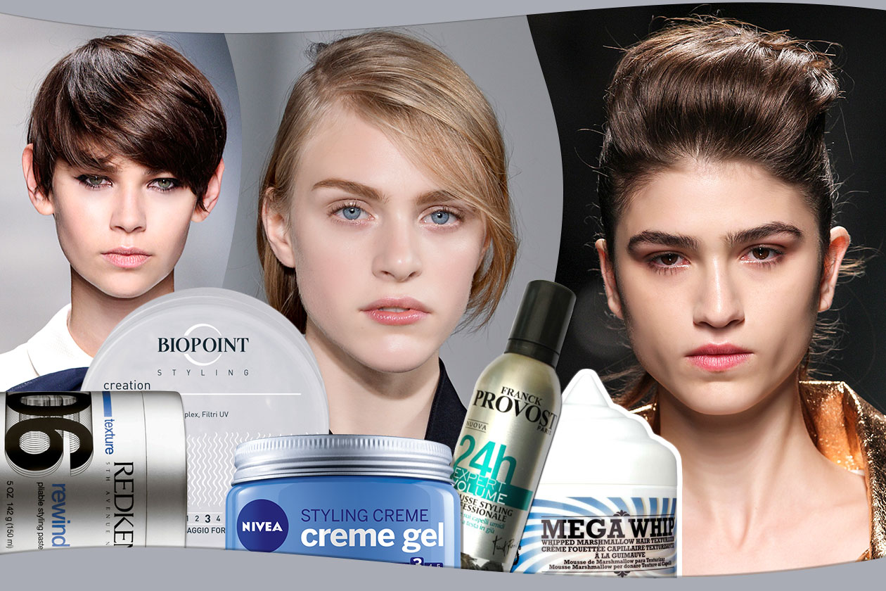 Beauty styling capelli corti 00 Cover collage