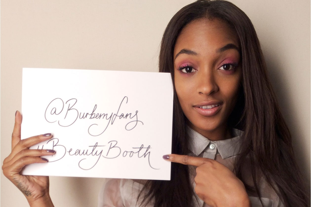 Burberry BeautyBooth1