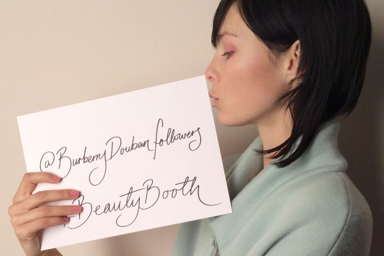 Burberry BeautyBooth2