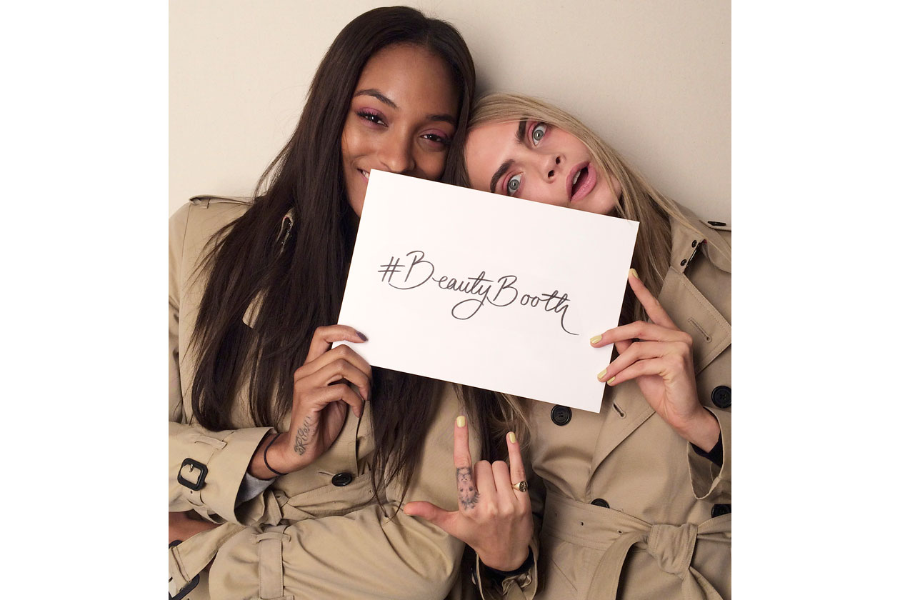 Burberry BeautyBooth4