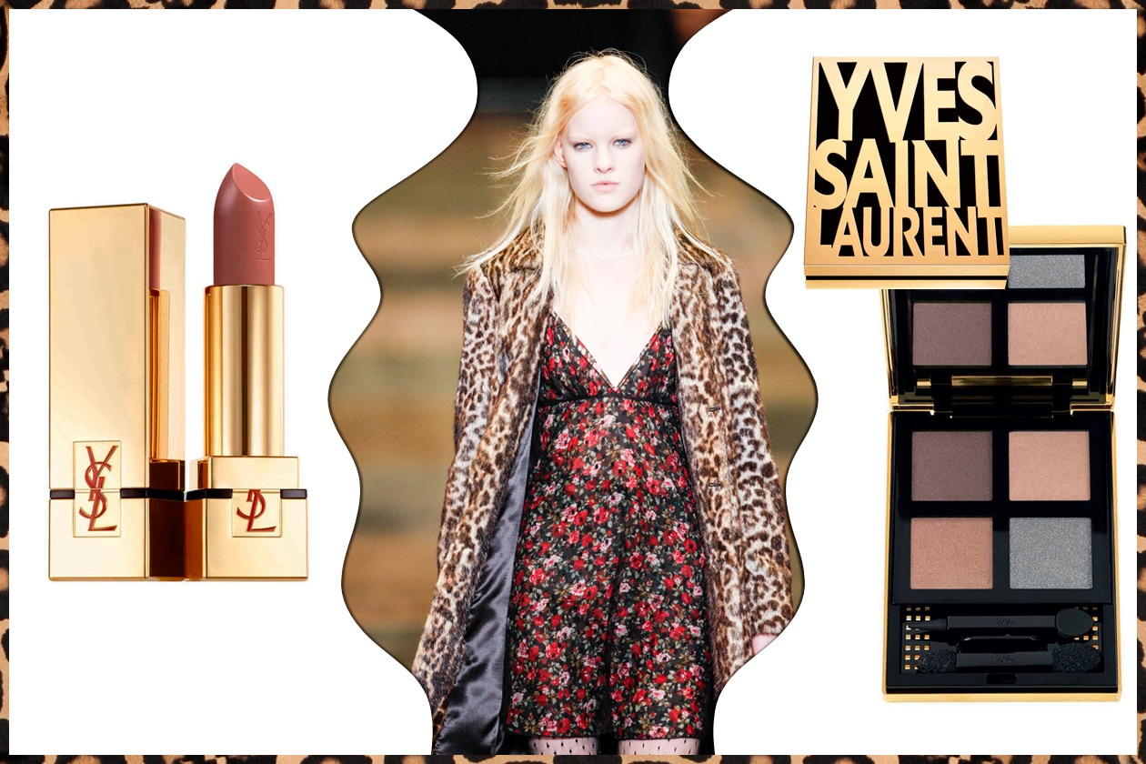 CONTRASTI FEMMINILI: Influenza grunge anni Novanta per una girl very rocker (Saint Laurent – Yves Saint Laurent)