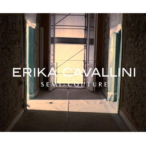 Erika Cavallini Semi-Couture: il video della Prefall 2014/15