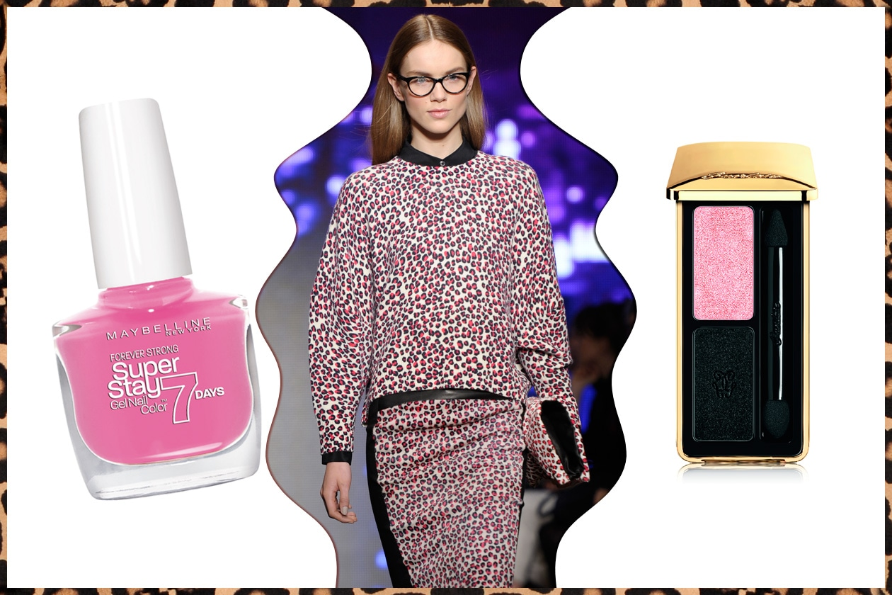 IN ROSA: girly mood (DKNY – Guerlain -Maybelline New York)