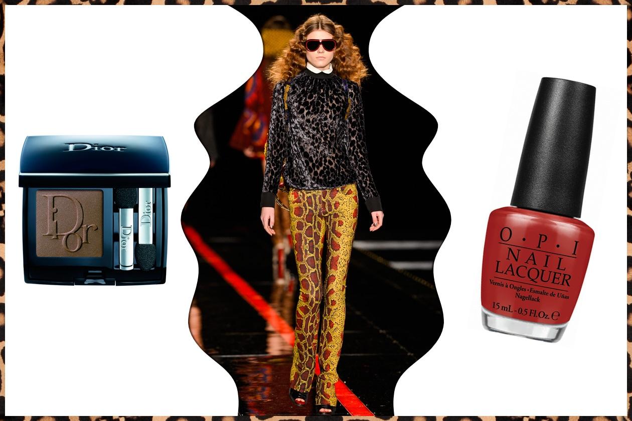 MACULATO MANIA: uno stile evergreen (Just Cavalli – Dior – OPI)