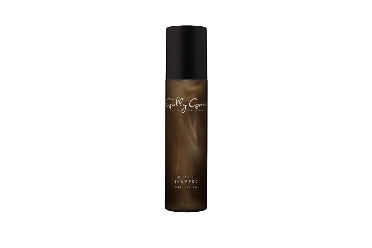 Se l'obiettivo è aumentare il volume la soluzione è il Volume Shampoo di Gielly Green