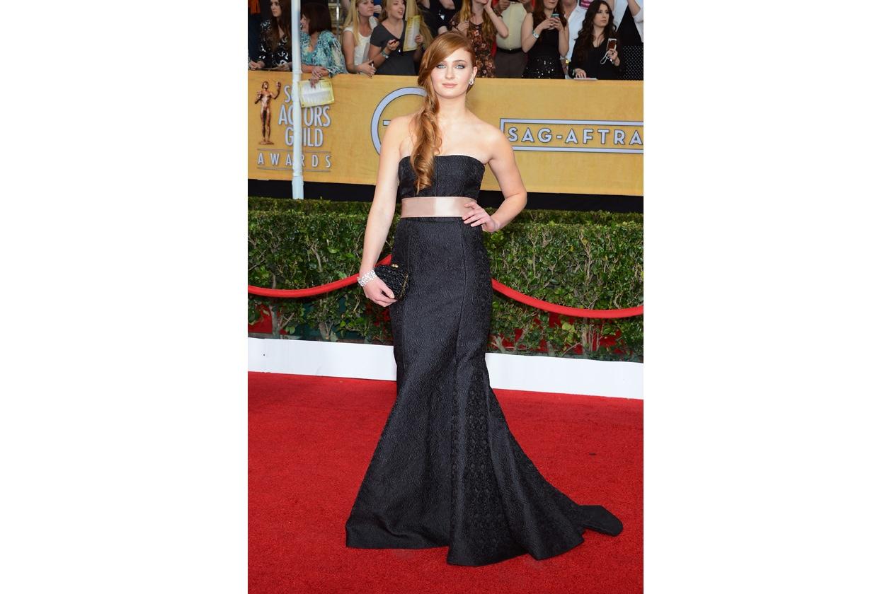 Sophie Turner Dolce&Gabbana