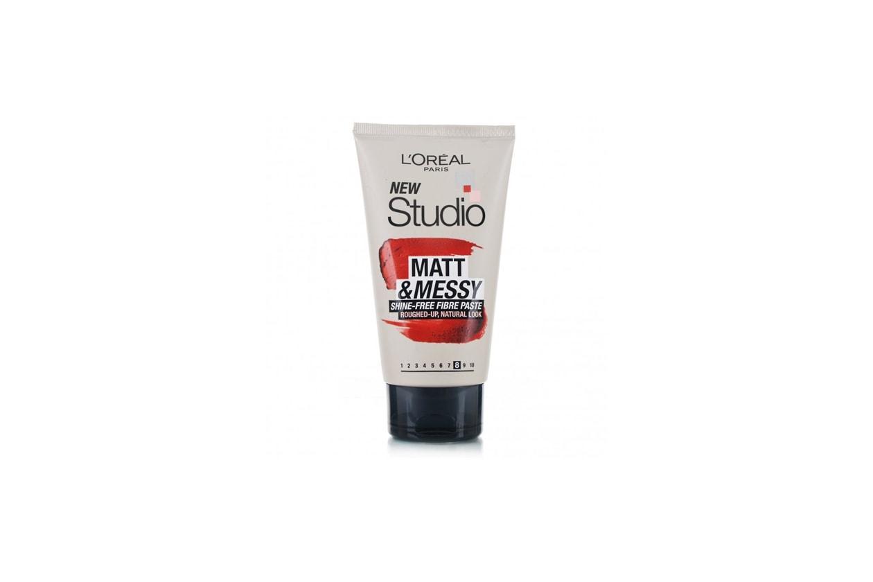 Studio Line Matt Messy Fibre Paste