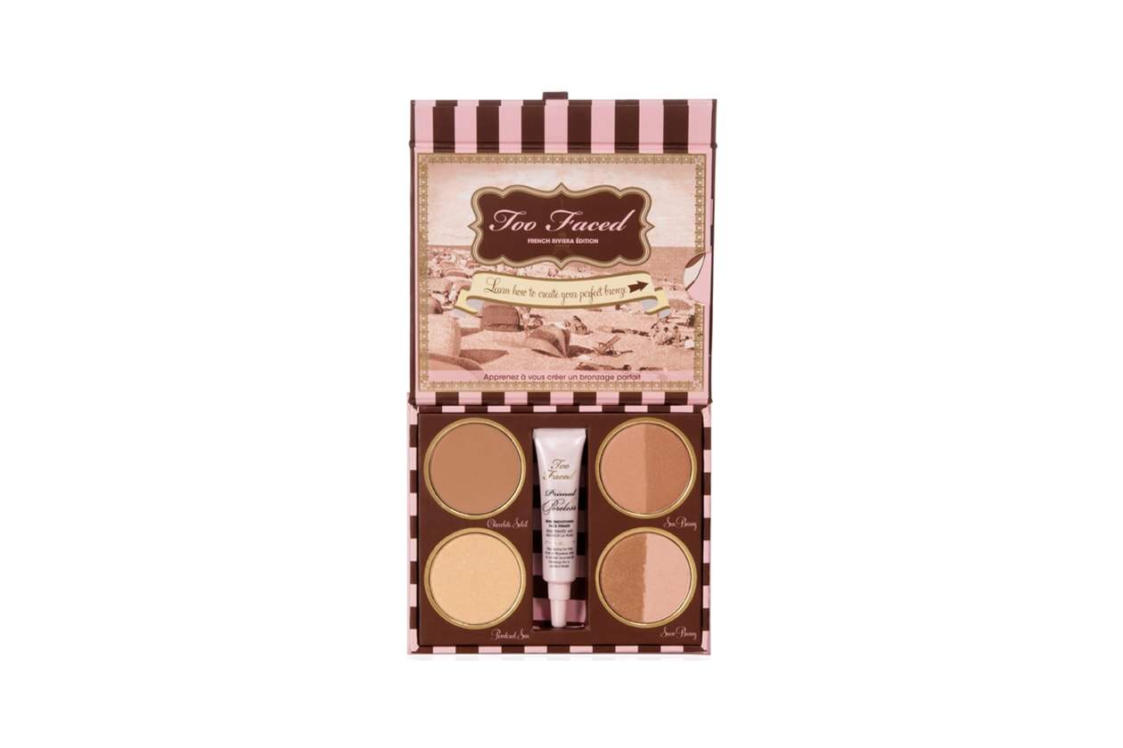 The Bronzed & The Beautiful Bronzing Collection