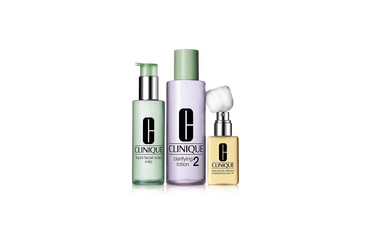 clinique 3 step kit