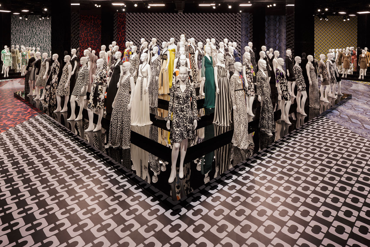 Journey of a Dress: la mostra di Diane Von Furstenberg