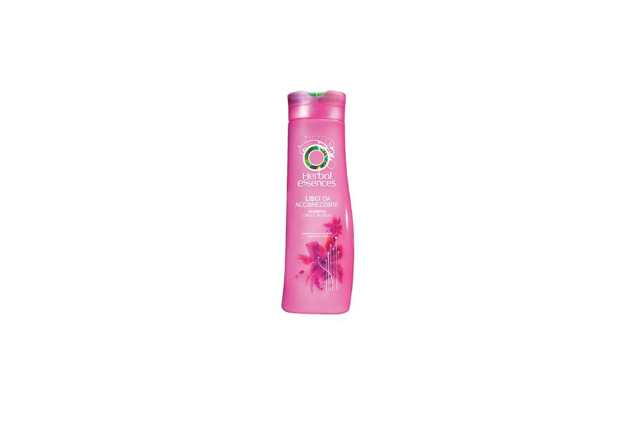 herbal essence capelli lisci shampoo