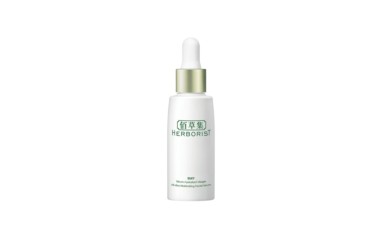 herborist silky serum