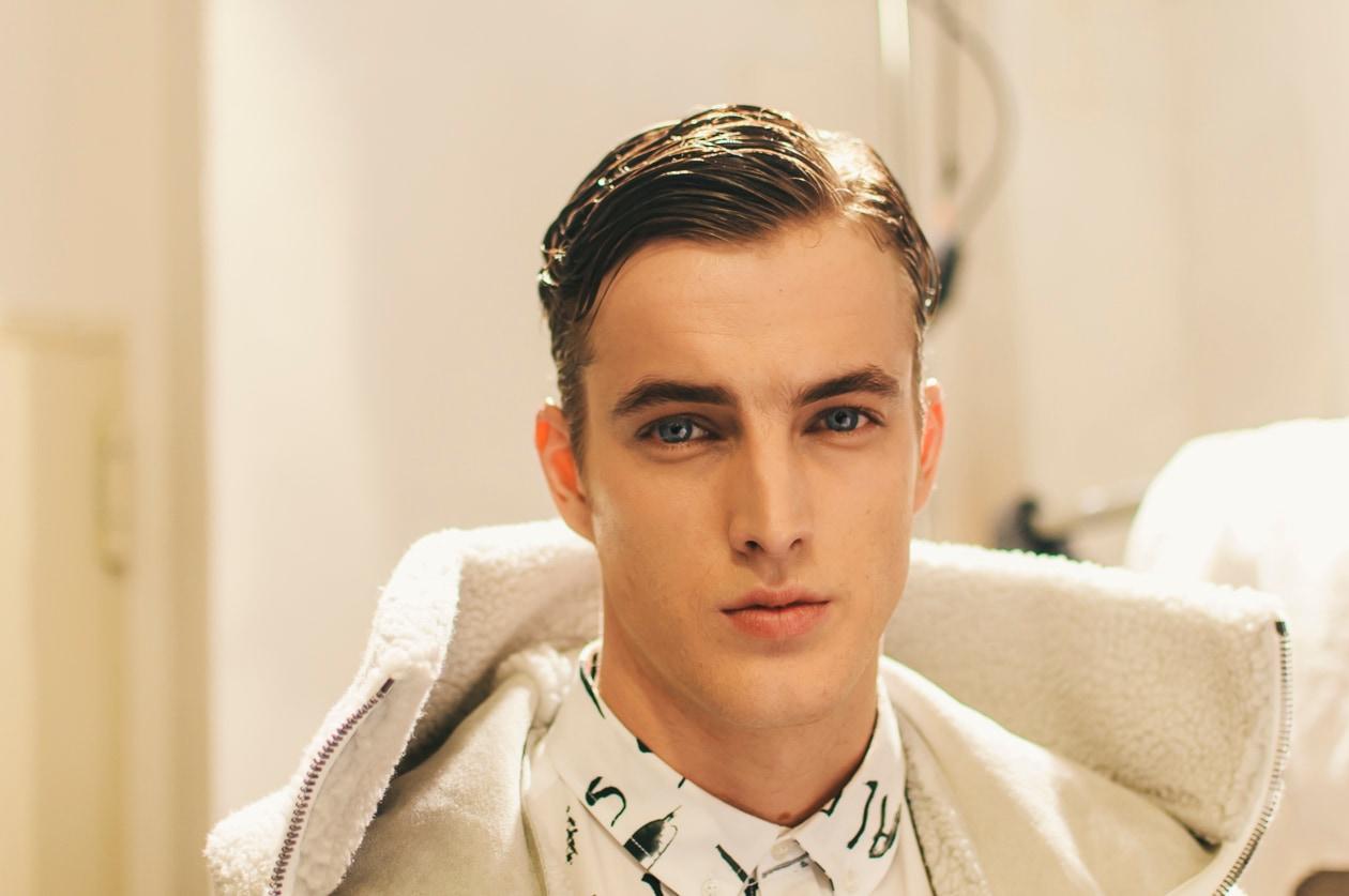 MSGM autunno/inverno 2014-15: il backstage hair e beauty