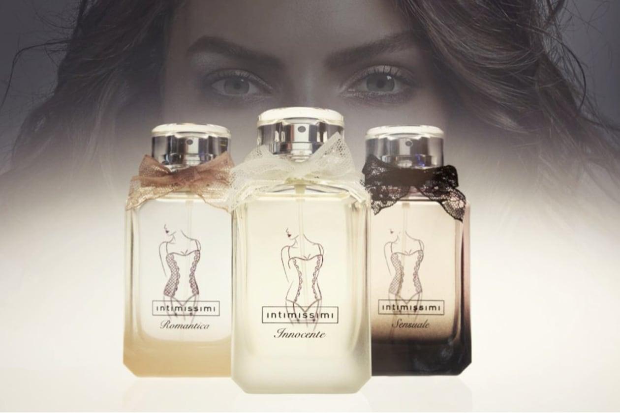 Intimissimi: i nuovi profumi Innocente, Romantica e Sensuale, il video in esclusiva per Grazia.it