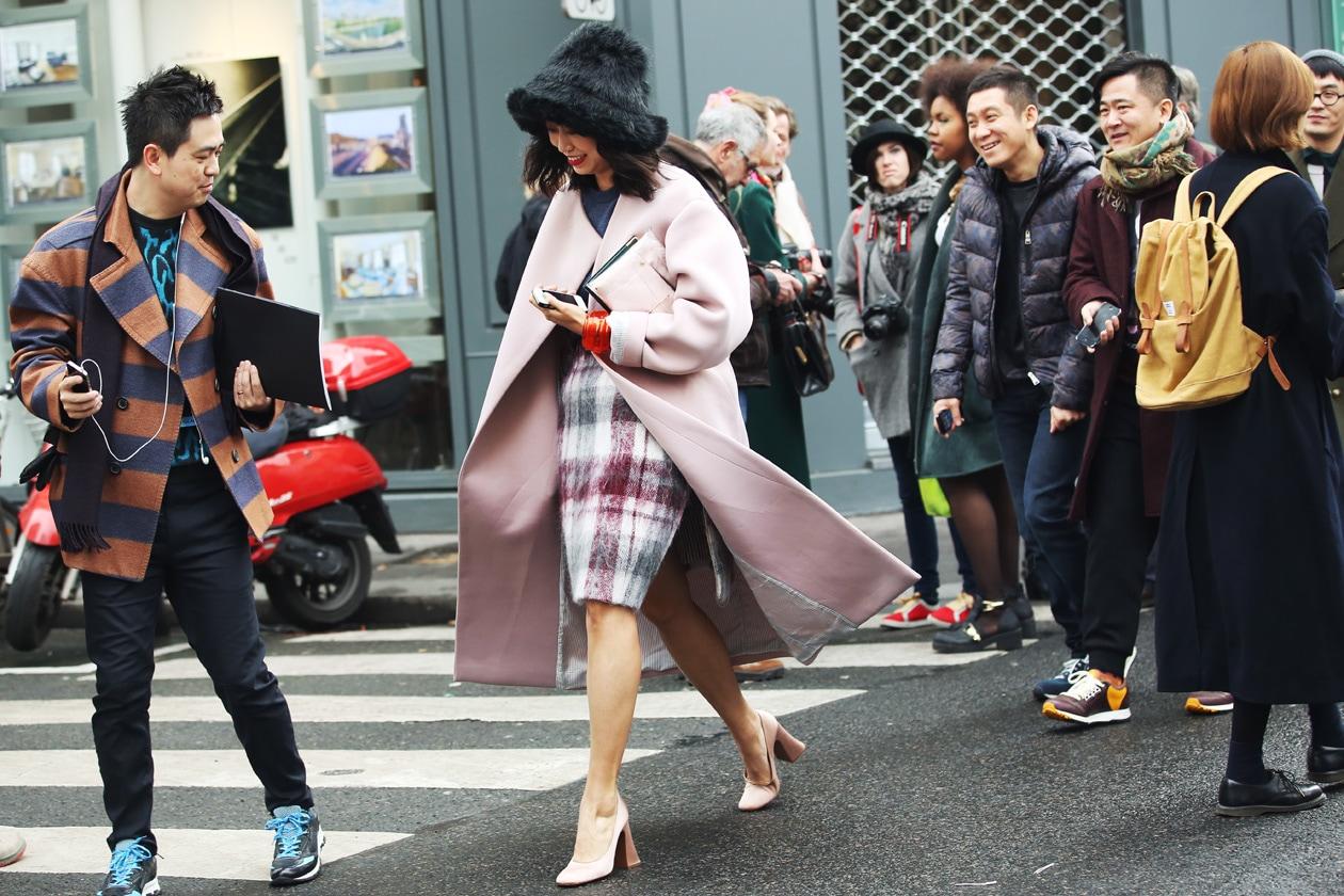 Parigi Moda Uomo AI 14/15 Streetstyle