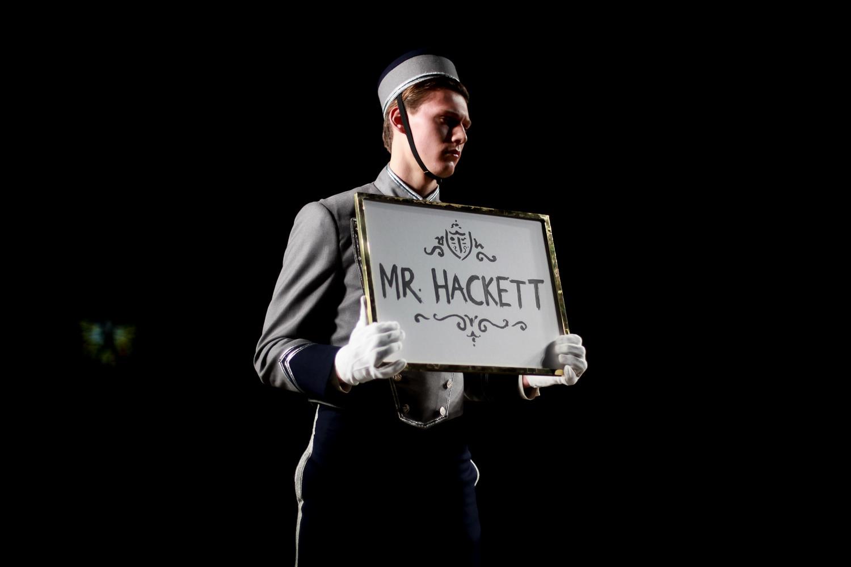 Al prossimo viaggio Mr. Hackett