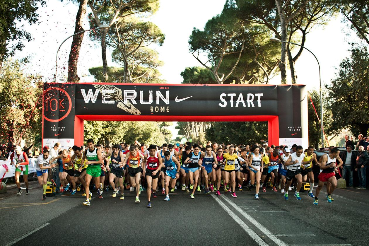 Nike  We Run Rome per il giorno di capodanno - Grazia.it dcfe95c5ca9