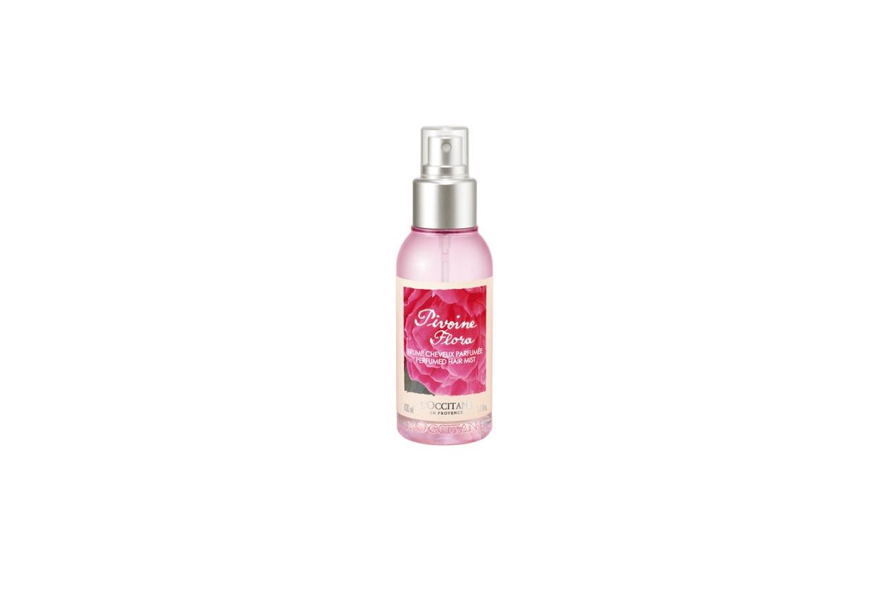 occitane Spray profumato per capelli Pivoine Flora