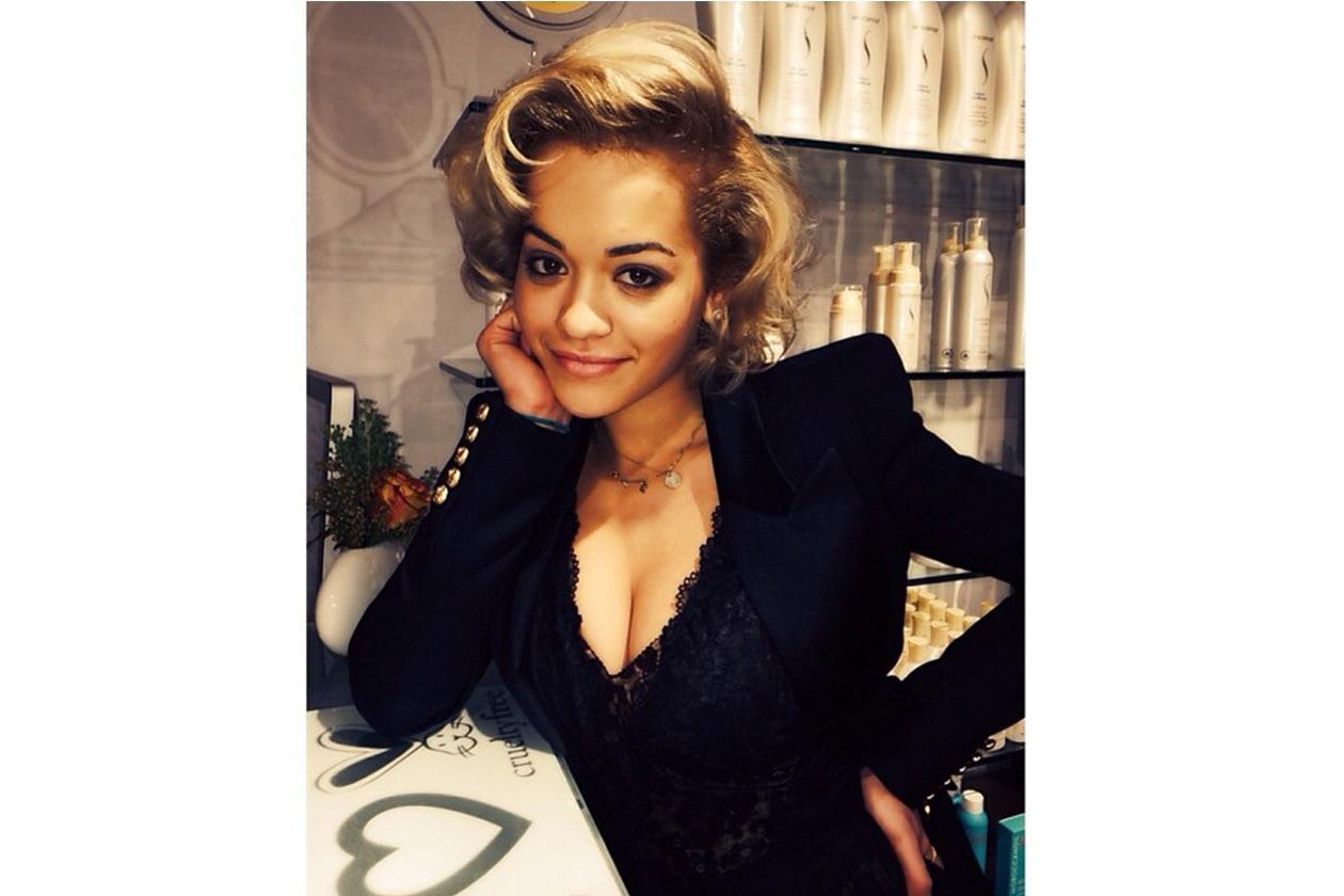 Rita Ora: «Hey Vancouver!»