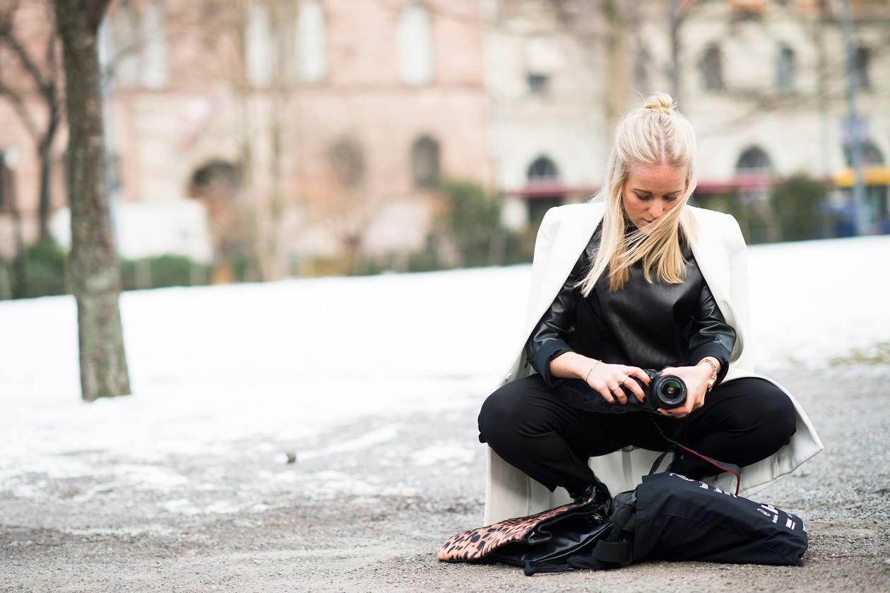 Mercedes Benz Fashion Week in Stockholm