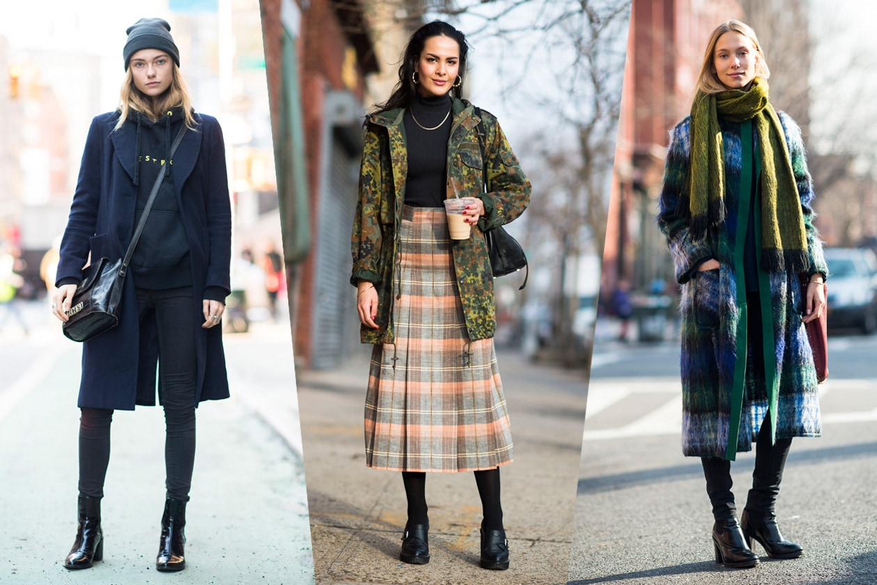 Street Style: l'anno nuovo a New York