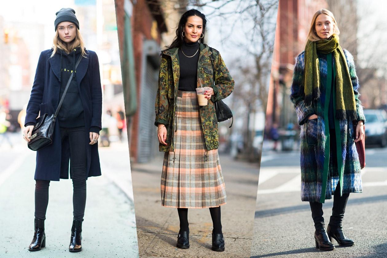 Street Style: l'anno nuovo a New York