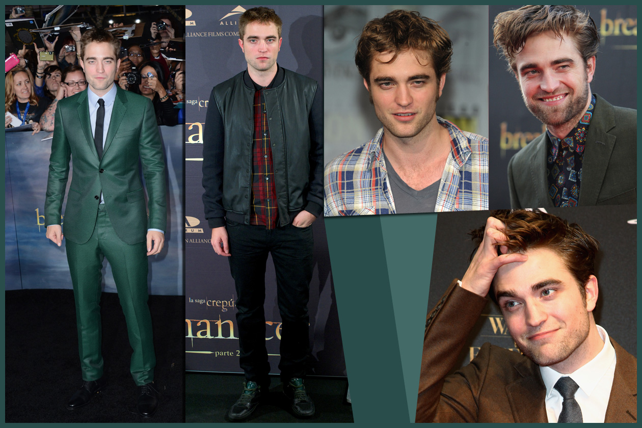13 robert pattinson