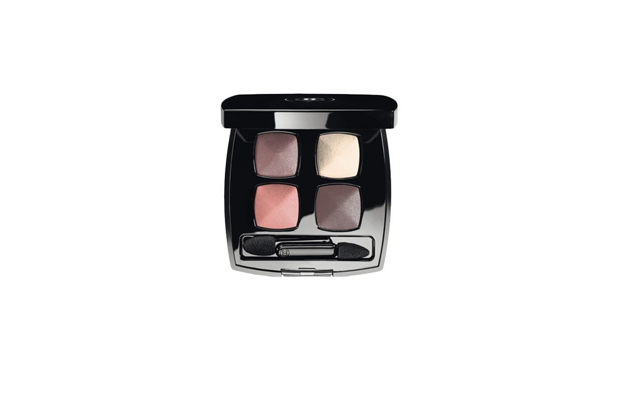 02 BEAUTY naked pink Chanel Lumières Facette, 537 Quadrille